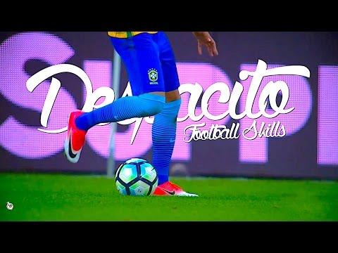 Football Skills & Goals 2017 • DESPACITO