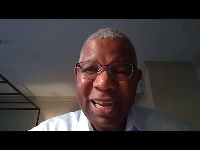 Special Conversations: Clarence Barry-Austin,