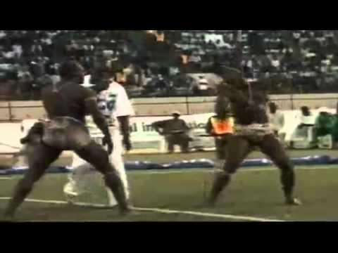 AFRIKAN MARTIAL ARTS - Laamb (Senegalese Wrestling)