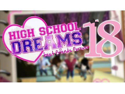 High School Dreams: Best Friends Forever  Ep18  Mini games and shopping  wWardfire