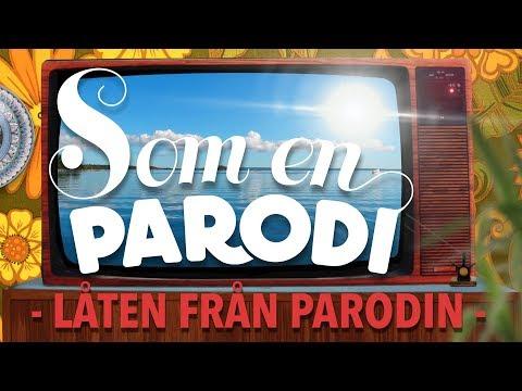 SOM EN PARODI FEAT. KALLE MORAEUS - Lyric Video