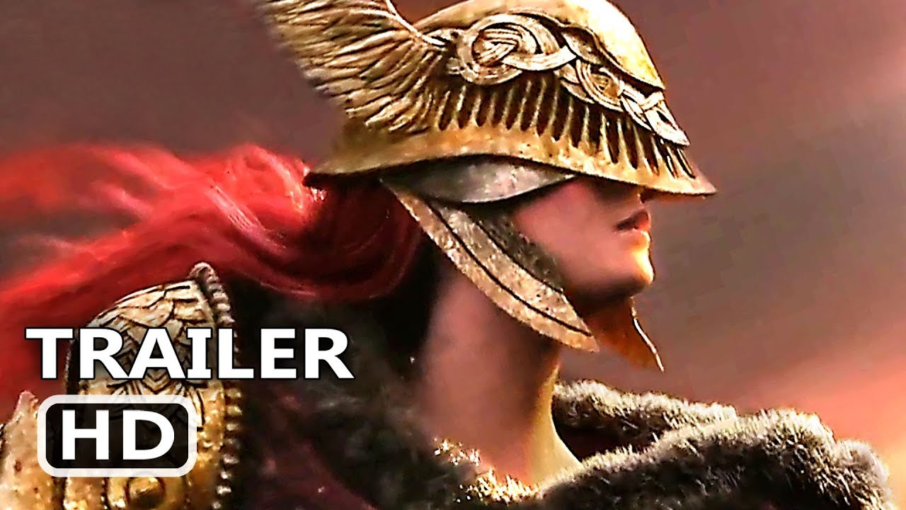 ELDEN RING Official Trailer (2020) Georges RR Martin E3 2019 Game HD