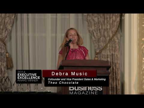 Seattle Business magazine's Executive Excellence Awards 2014: Debra Music