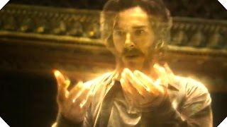 Sur le tournage de DOCTOR STRANGE (2016)