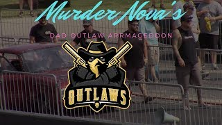 Murder Nova's Dad in outlaw arrmageddon