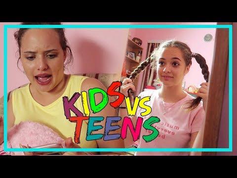 KID vs. TEEN