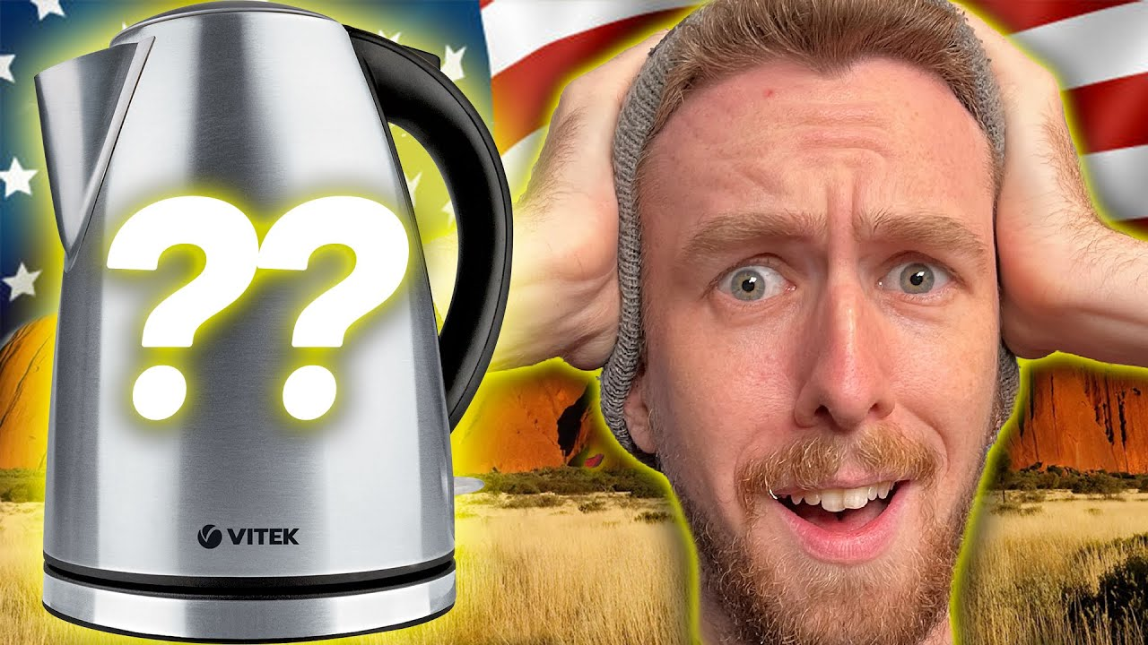 Do Americans Know What a Kettle Is?