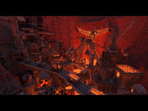 The Pit - Industrial Inferno Minecraft Cinematic