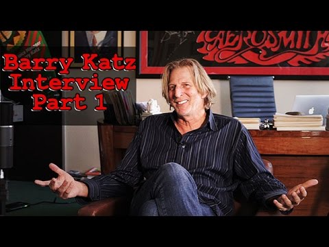 Barry Katz Interview PART 1 on www.HikariTakano.co