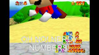 super mario 64 bloopers: scatman