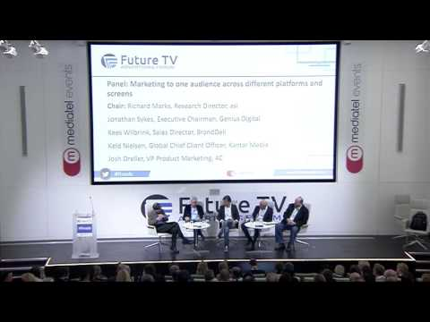 Panel: Marketing to one audience across different platforms and screens