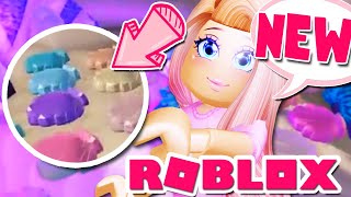 NEW SHELL DIAMONDS COMING WITH 🌴SUNSET ISLAND🌴 | Royale High Update Roblox
