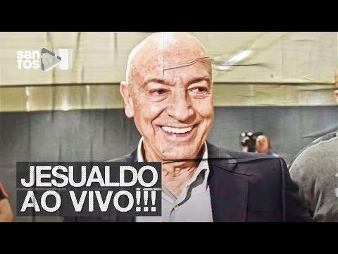 AO VIVO: JESUALDO FERREIRA | APRESENTAÇÃO (08/01/20)