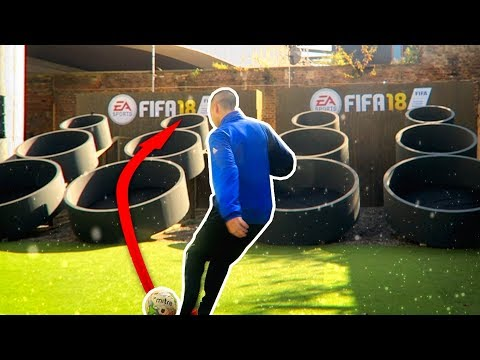 FIFA 18 : SKILL GAMES IN REAL LIFE !! 🔥🔥🔥