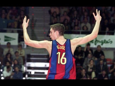 Gasol before Gasol: 1998-2001 highlights