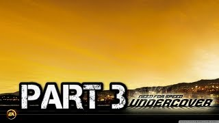 Need For Speed: Undercover (PC) Walkthrough Part 3 Races [No Commentary] (720 HD)