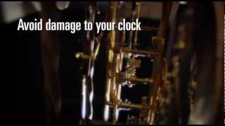 Custom Movers Services - Grandfather Clock Services Video
