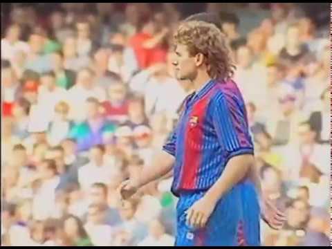 Season 1991/1992. FC Barcelona - Athletic Bilbao - 2:0, Tenerife - Real Madrid - 3:2