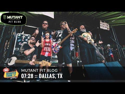 2017 Mutant Pit Blog: Dallas, TX