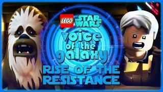 Рассвет Сопротивления. Эпизод 2: Проблемы с рафтарами | Voice of the Galaxy