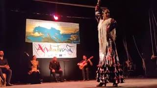 Claudia Karapanou  -Alegrias-  Festibál Napoli