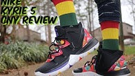 NIKE KYRIE 5 CHINESE NEW YEAR CNY REVIEW   GAS ON FEET!! - Duration  8  minutes a68d39c94