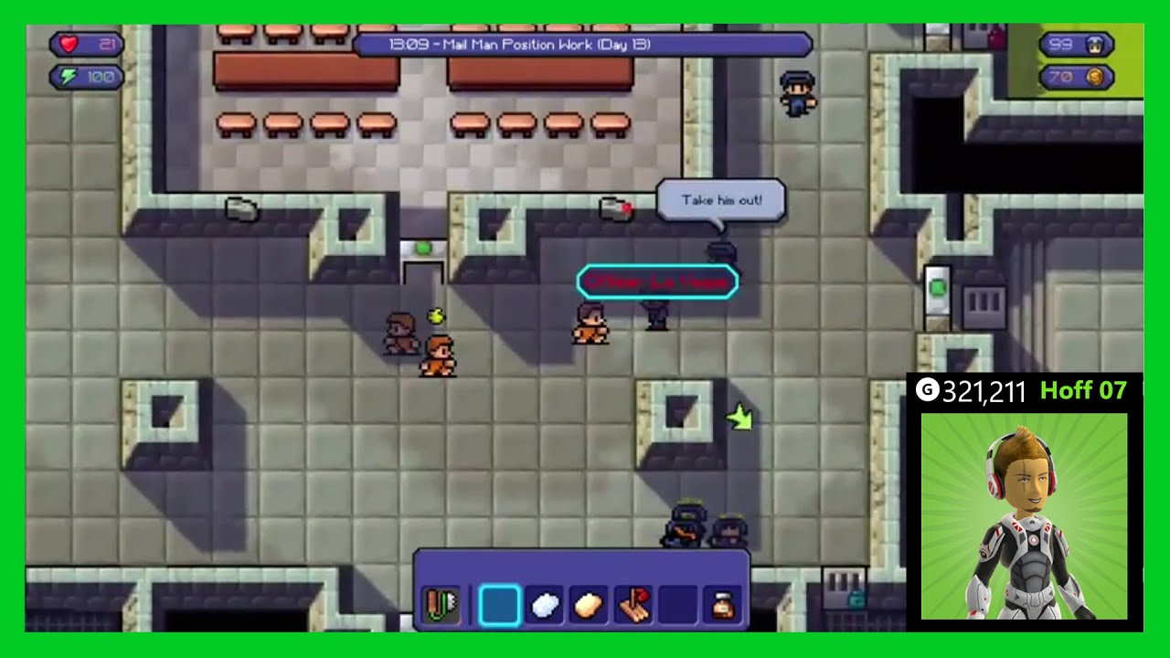 how to make crowbar in the escapists