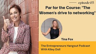"""Par for the Course: """"The Women's drive to networking"""""""
