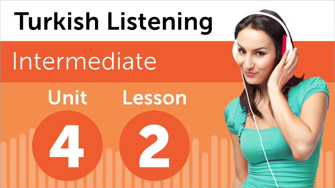 Turkish Listening Practice - Talking About a Photo in Turkish