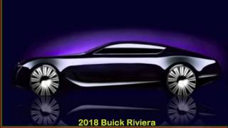 New 2018 Buick Riviera Supercharged Concept