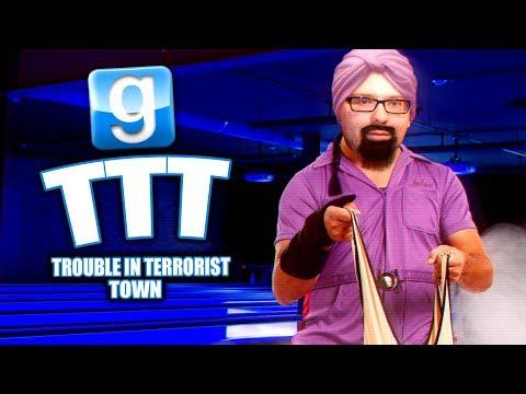 TROUBLE IN TERRORIST TOWN - Tote in der Umkleide - Herr Currywurst