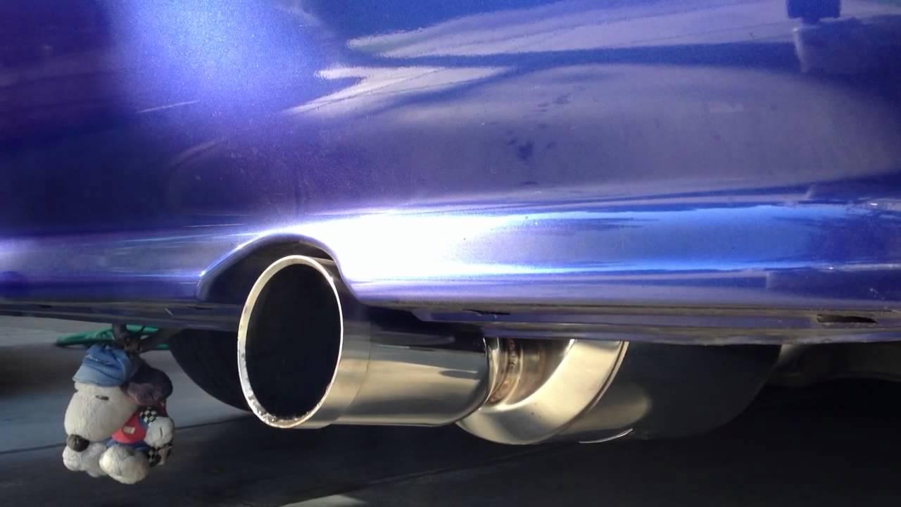 Em1 Civic Si 00 Mugen Twinloop Exhaust Part1