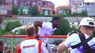 Workout без границ: спортивные турниры в Днепре
