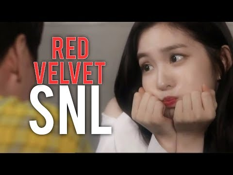 RED VELVET on SNL (Reaction) FULL