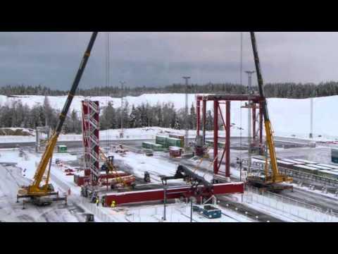 Kalmar next generation ASC Holiday timelapse en streaming