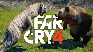 Far Cry 4 - Tretas Animal