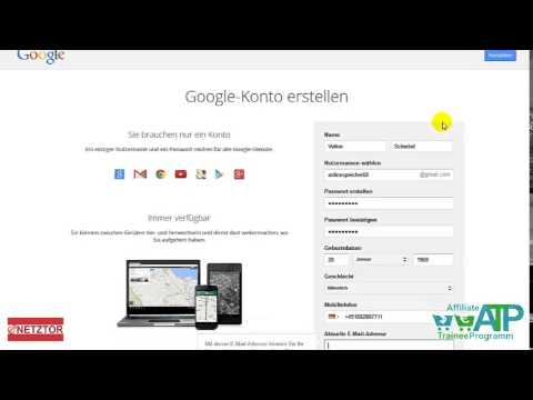 gratis gmail konto