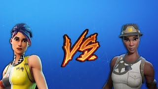 1 vs 1 EN BOXFIGHT CON MI DUO (dos malos a los tiros) [SKIDUZ]