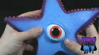 Toy Spot - DC Infinite Heroes SDCC Exclusive Starro the Conquerer with Starro Spores