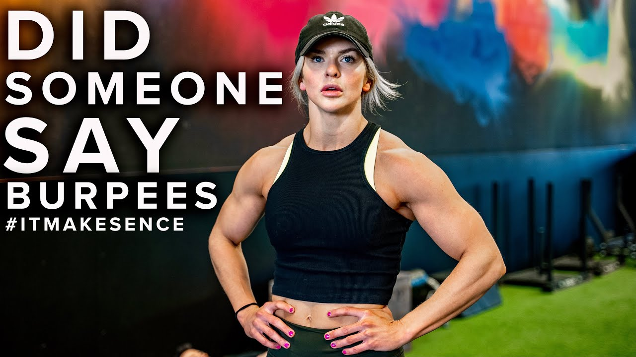 BROOKE ENCE VLOGS | Three Workouts In One!! Insane Workout From Naked
