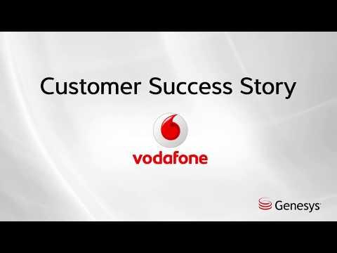 Genesys Customer Success - Vodafone