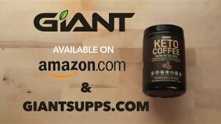 How to Make Keto Coffee with Giant Sports
