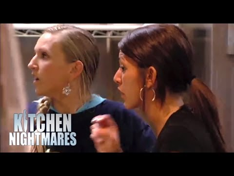 Wouldn\'t Serve That to My Dog - Kitchen Nightmares USA - YouTube