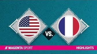 USA - Frankreich | Viertelfinale, FIBA-WM | MAGENTA SPORT