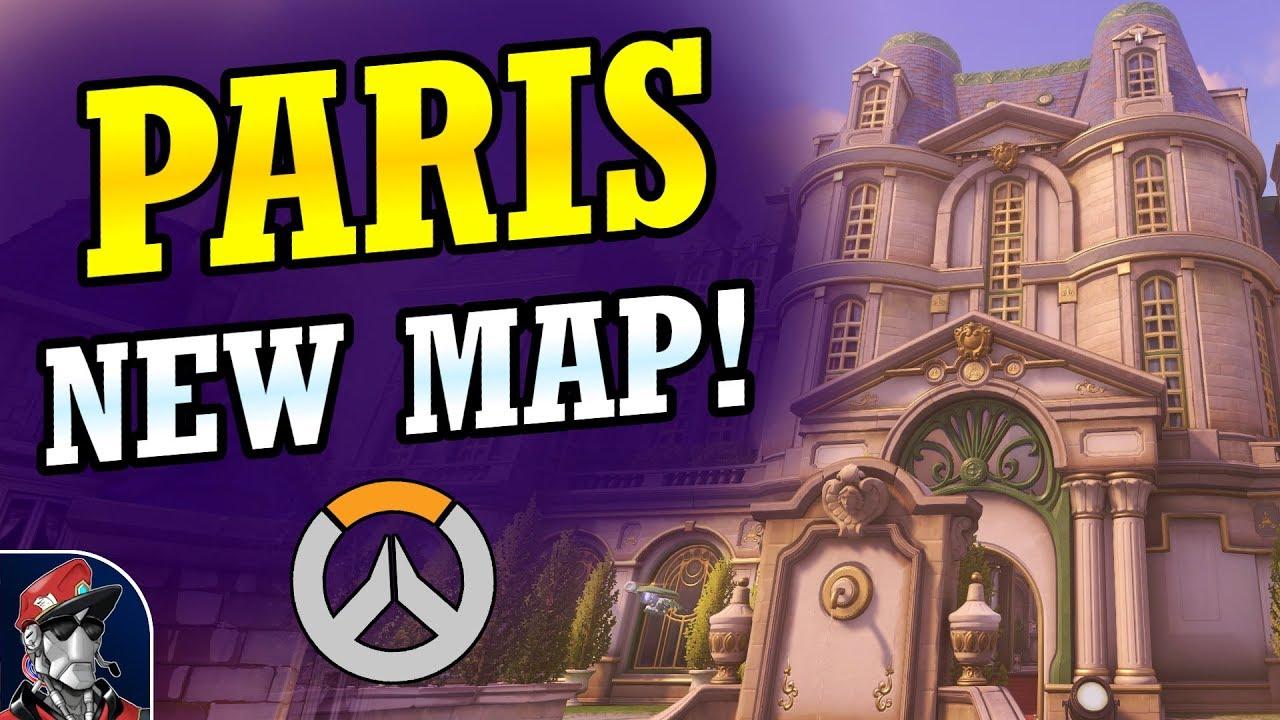 Overwatch - NEW MAP PARIS! (2019 New ualt Map on PTR!) on 20th arrondissement paris, notre dame paris, 11 arrondissement paris, google maps paris, map france, shopping paris, physical map paris, the latin quarter paris, best tourist map paris, world map paris, detailed map paris, montmartre paris, rue mouffetard paris, things to do in paris, weather paris,
