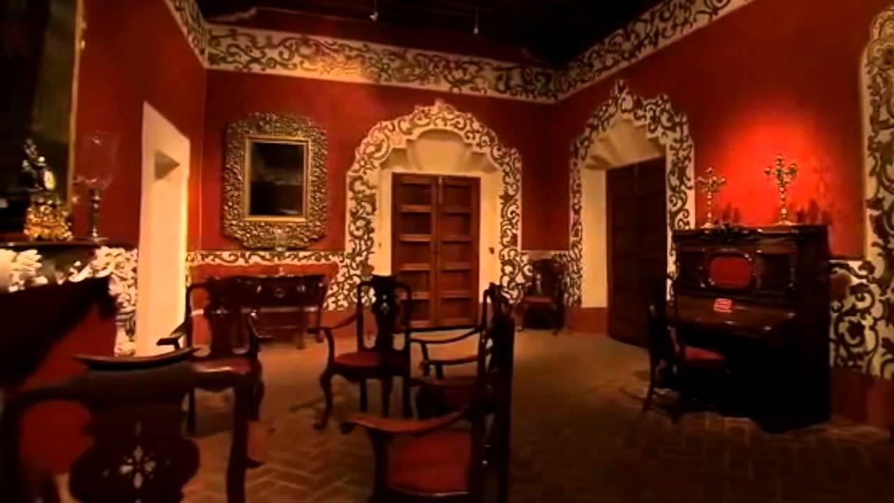 Museo casa del alfe ique youtube for Casa de los azulejos por dentro
