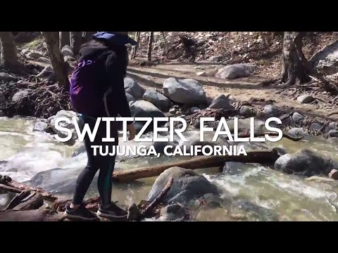 5 BILLION RIVER CROSSINGS! - SWITZER FALLS