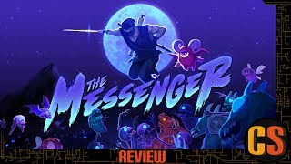 THE MESSENGER - GAME REVIEW