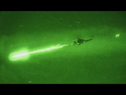 Marine Corps Urban Close Air Support Night Live Fire