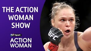 England hockey, Ronda Rousey and Jordanne Whiley | The Action Woman Show